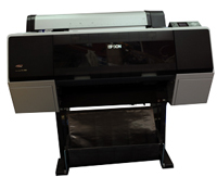 Our wide format printer